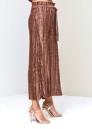 Taylor Pants - Bronze Gold