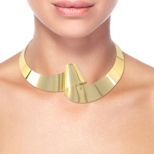 The Gold Knot Collar