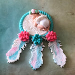 BOHO BABY SHOWER CAKE TOPPER, TRIBAL BABY SHOWER, bohemian baby shower fondant cake topper, boho party supplies, tribal party supplies, fondant party decorations