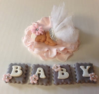 PRINCESS  BABY SHOWER Cake Topper