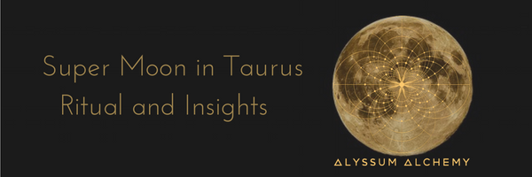 Full Moon in Taurus Insights and Ritual