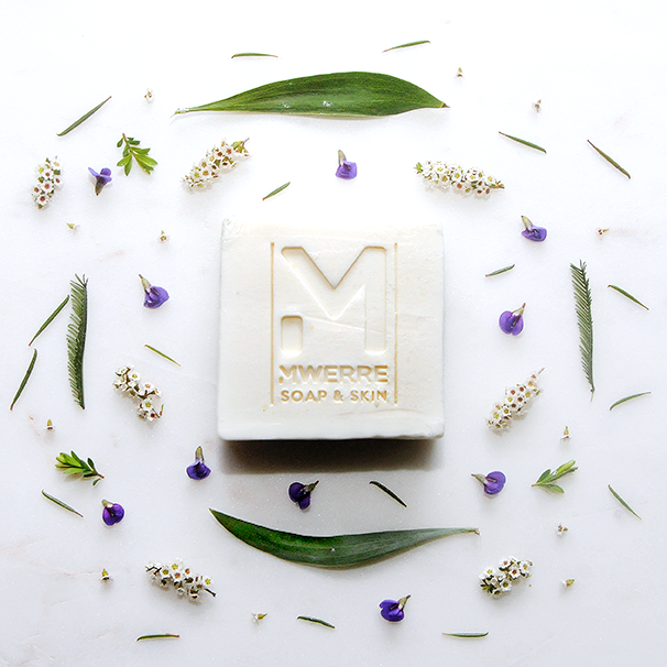 Indigenous White Clay Soap by Mwerre - Palm Free