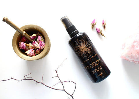 Rose Radiance Face Mist