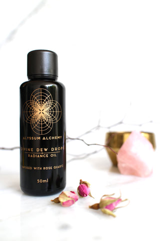 Sacred Sunlight Body Elixir