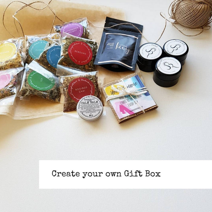 Create your own gift box - For Her