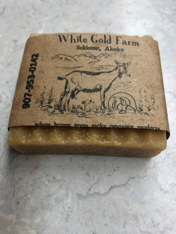 Goat Milk Soap (Colloidal Oatmeal and Rose)