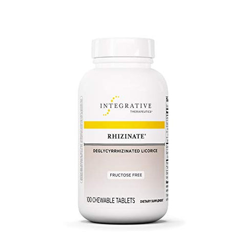Rhizinate - Fructose Free - 100 Chewable Tablets