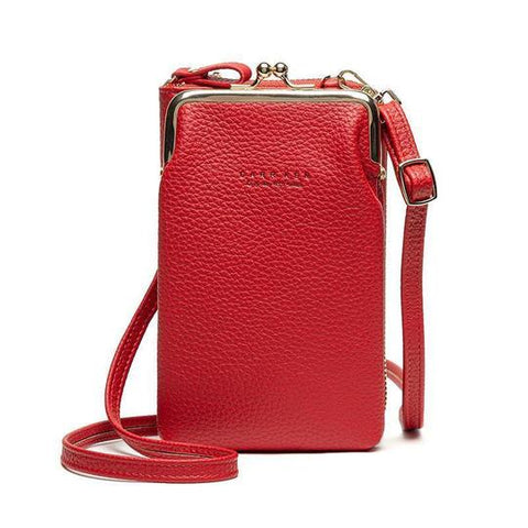 New litchi shoulder bag for ladies