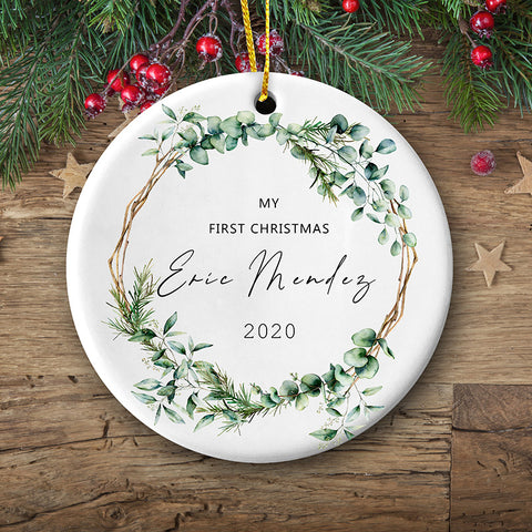 🎄2020 Annual Events Christmas Ornament🎄 (Model 8)