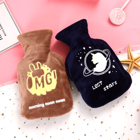 Mini hot water bag for hands