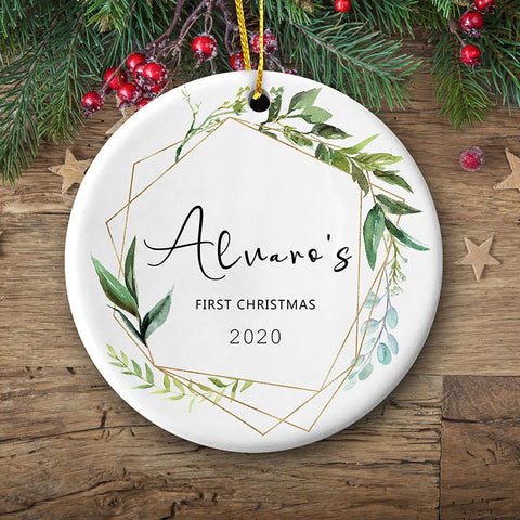 🎄2020 Annual Events Christmas Ornament🎄 (Model 2)