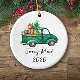 🎄2020 Annual Events Christmas Ornament🎄 (Model 7)