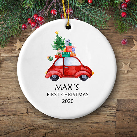 🎄2020 Annual Events Christmas Ornament🎄 (Model 9)