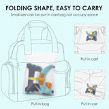 Portable Folding Car Travel Potty Training Toilet for Toddlers