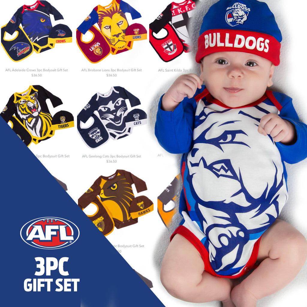 AFL 3pc Gift Set