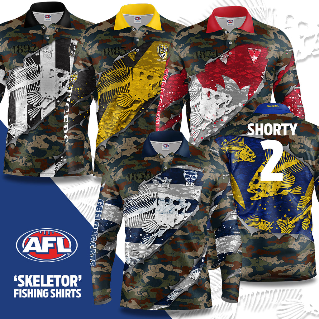 AFL Fishing Shirts