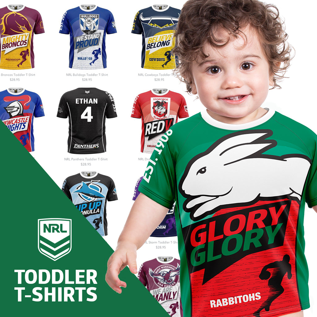 NRL Toddler T-Shirts