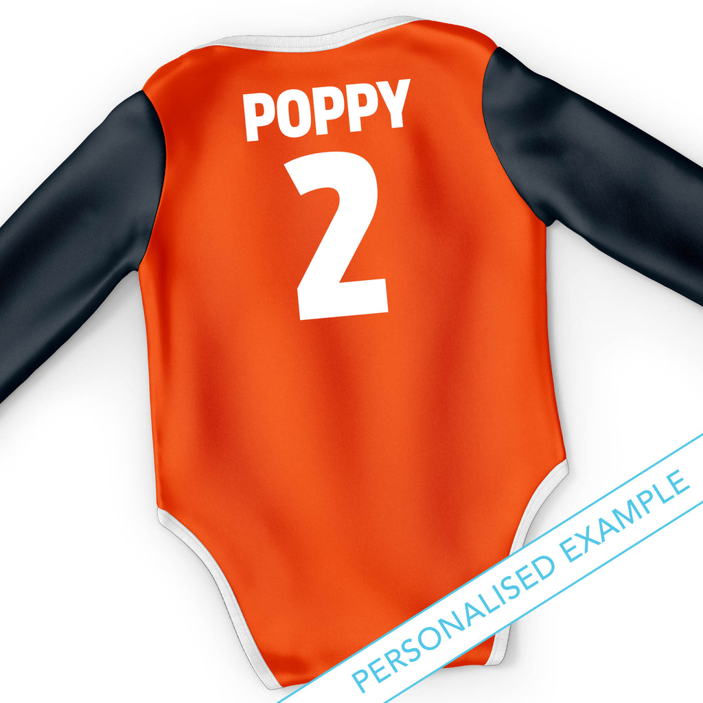 "AFL GWS Giants ""Rover"" 3pc Bodysuit Gift Set"