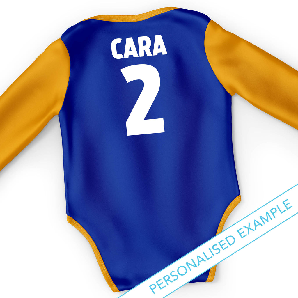"AFL West Coast Eagles ""Rover"" 3pc Bodysuit Gift Set"