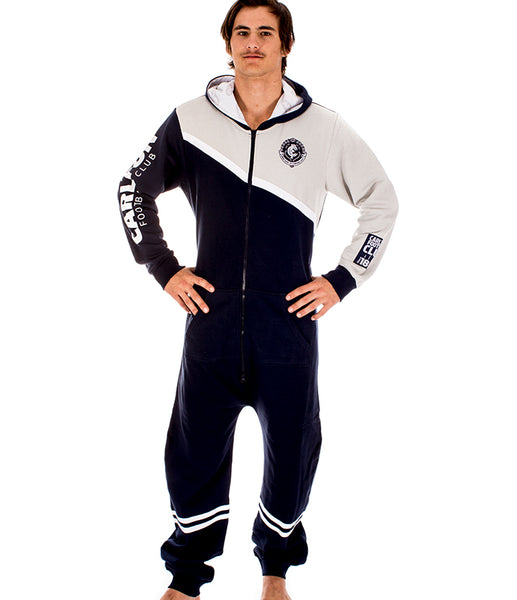 AFL Carlton Adult Onesie