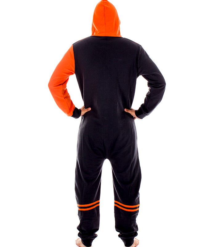AFL GWS Giants Adult Onesie Ashtabula
