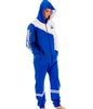 AFL North Melbourne Adult Onesie AshTabula