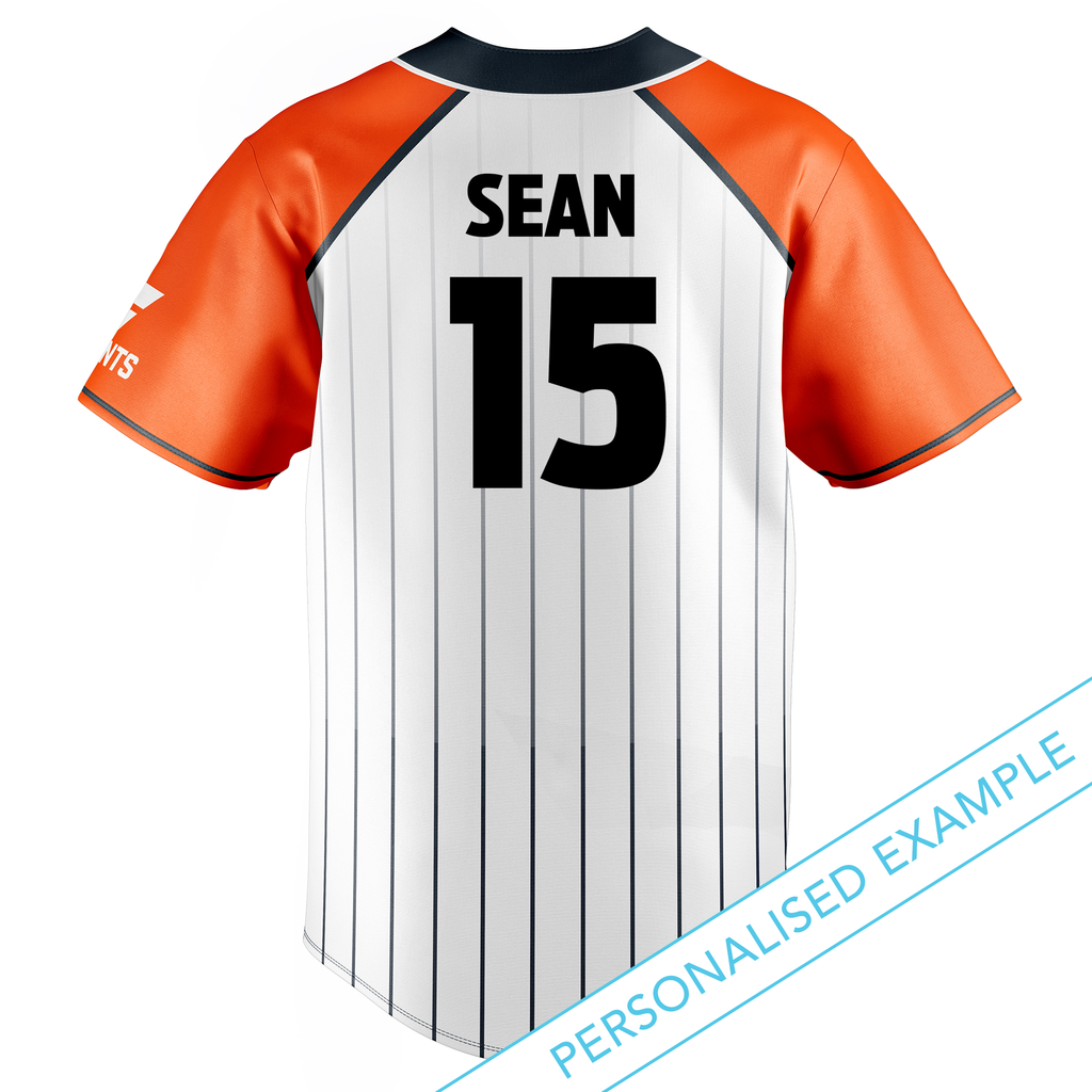 AFL GWS Giants Baseball Shirts