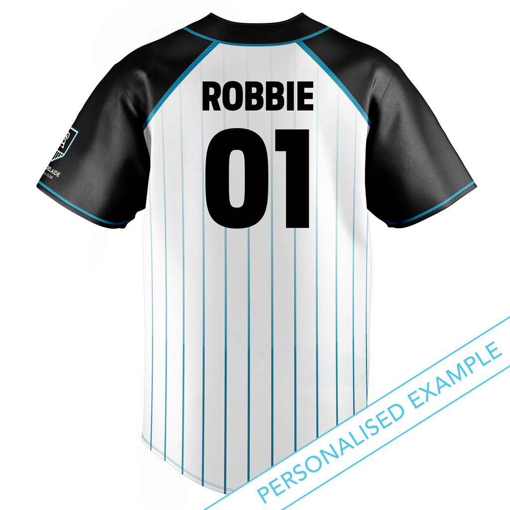 AFL Port Adelaide Baseball Shirts