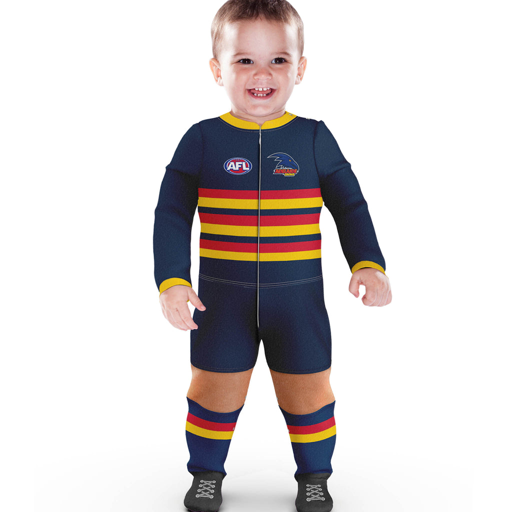AFL Adelaide Crows Footysuit