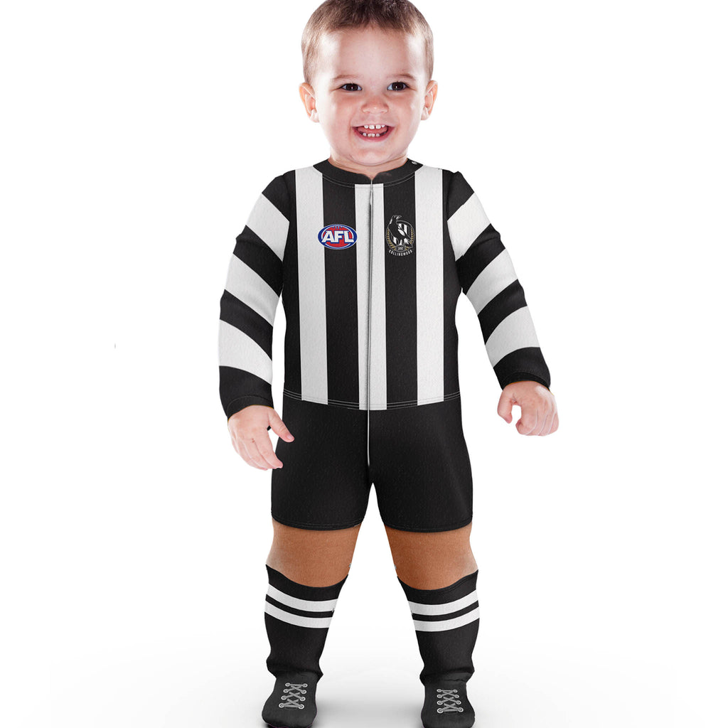 AFL Collingwood Footysuit