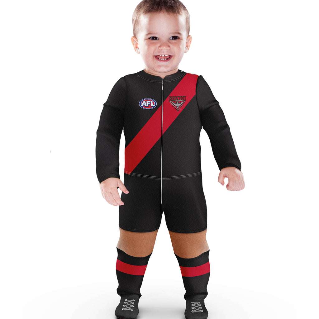 AFL Essendon Footysuit