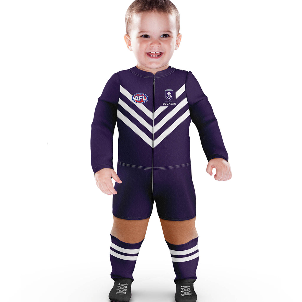 AFL Fremantle Dockers Footysuit
