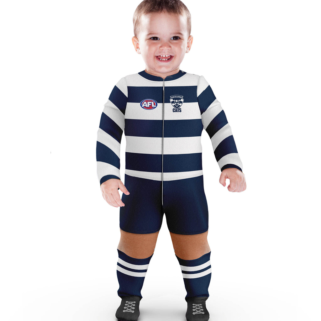AFL Geelong Cats Footysuit