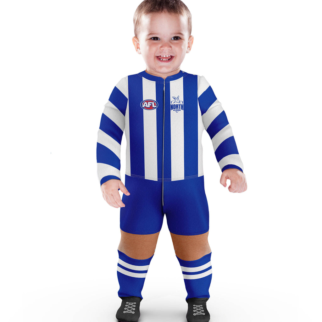 AFL North Melbourne Footysuit