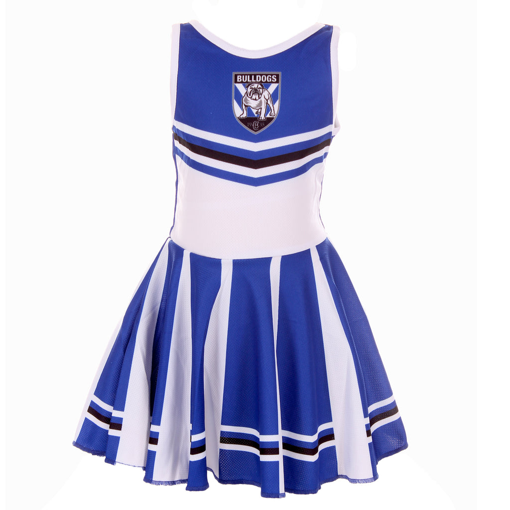 NRL Bulldogs Girls Dress Ashtabula