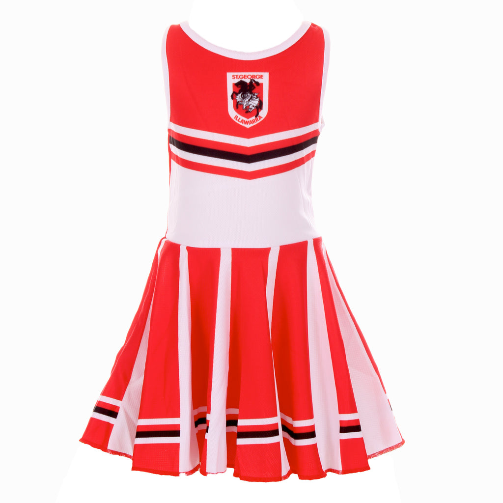 NRL Dragons Girls Dress Ashtabula