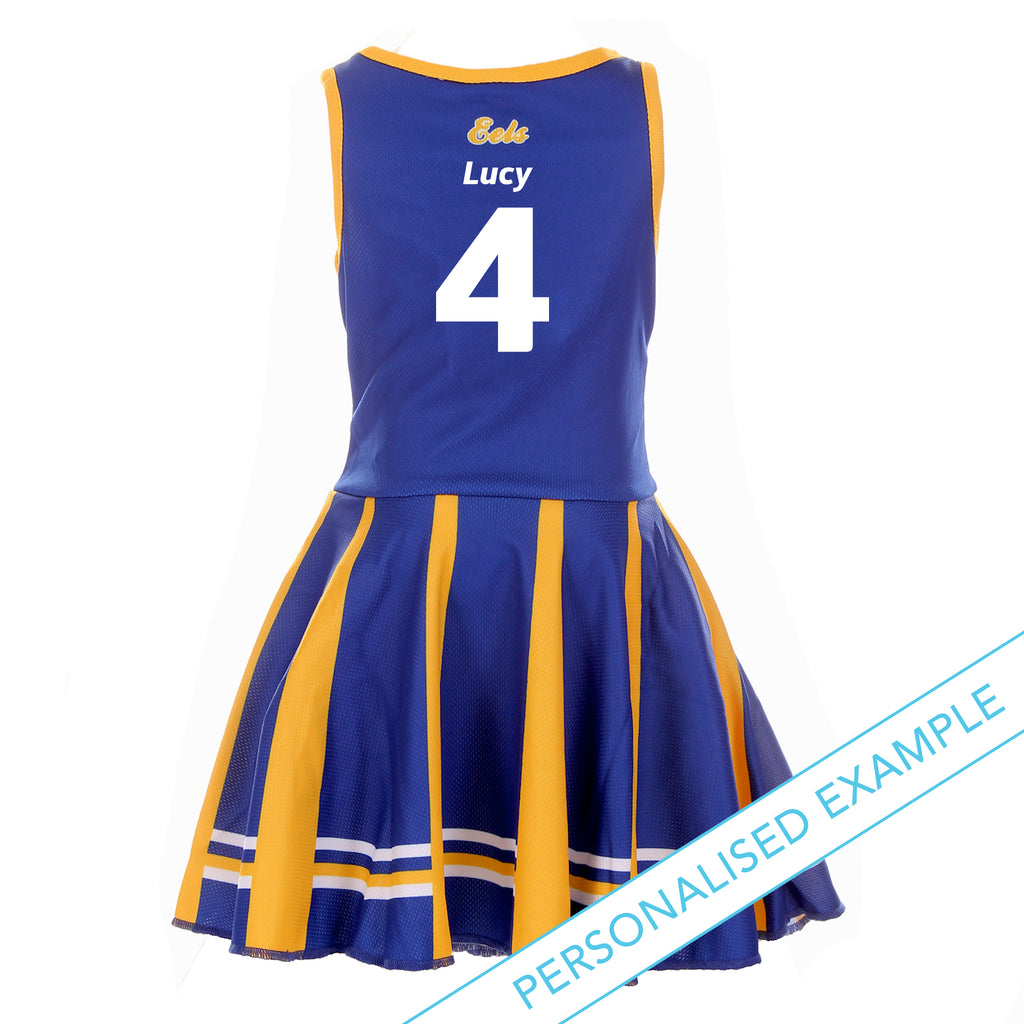 NRL Eels Girls Dress AshTabula