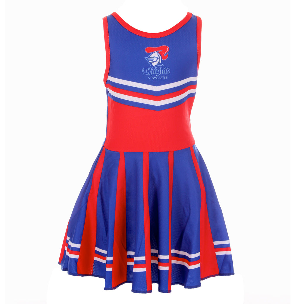 NRL Knights Girls Dress Ashtabula