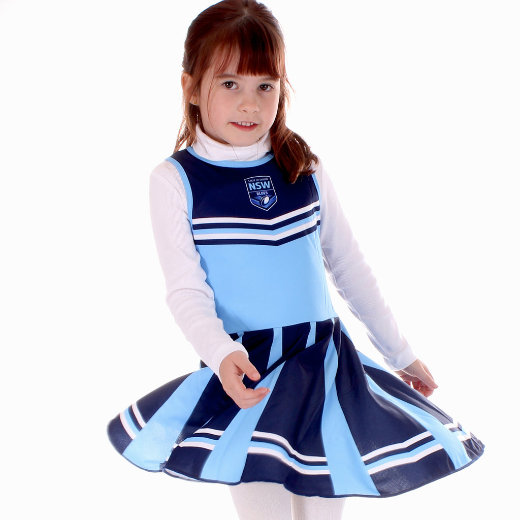 NSW Blues Girls Dress Ashtabula