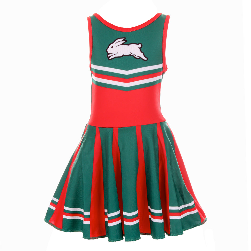 NRL Rabbitohs Girls Dress Ashtabula