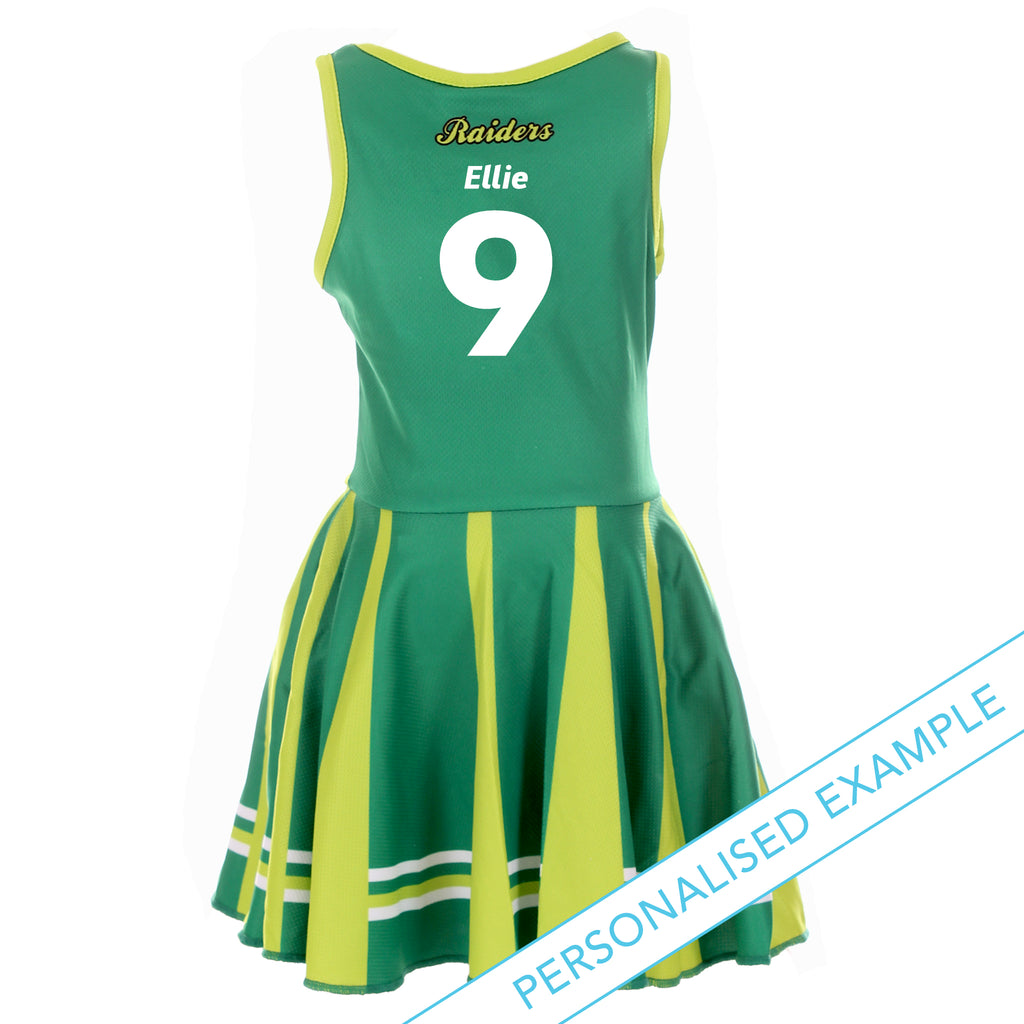 NRL Raiders Girls Dress Ashtabula
