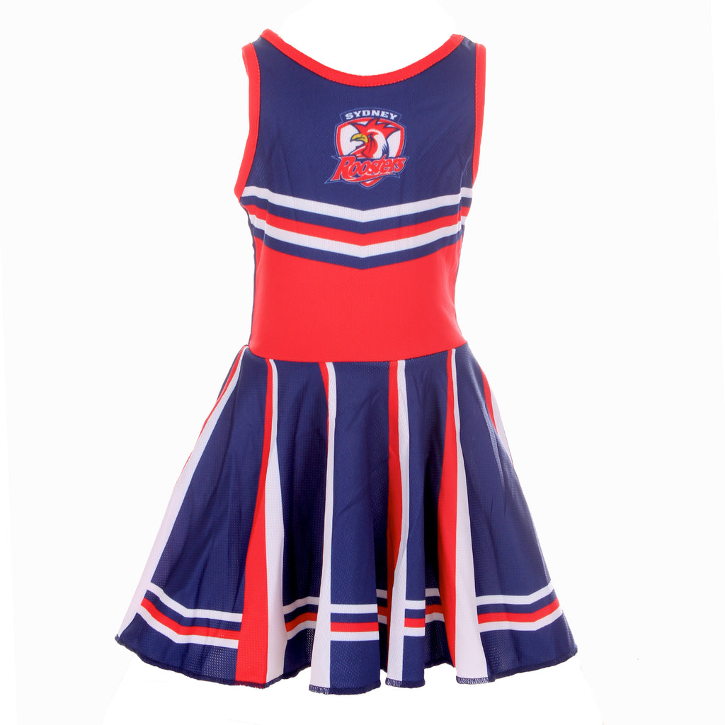 NRL Roosters Girls Dress Ashtabula