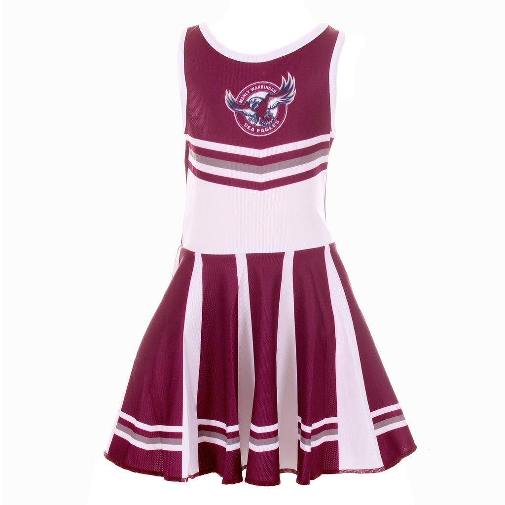 NRL Sea Eagles Girls Dress Ashtabula