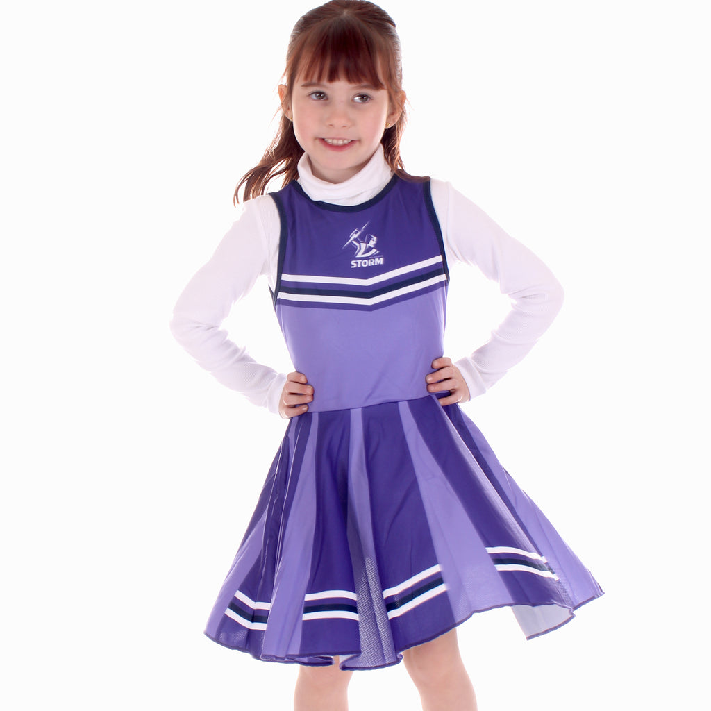 NRL Storm Girls Dress Ashtabula