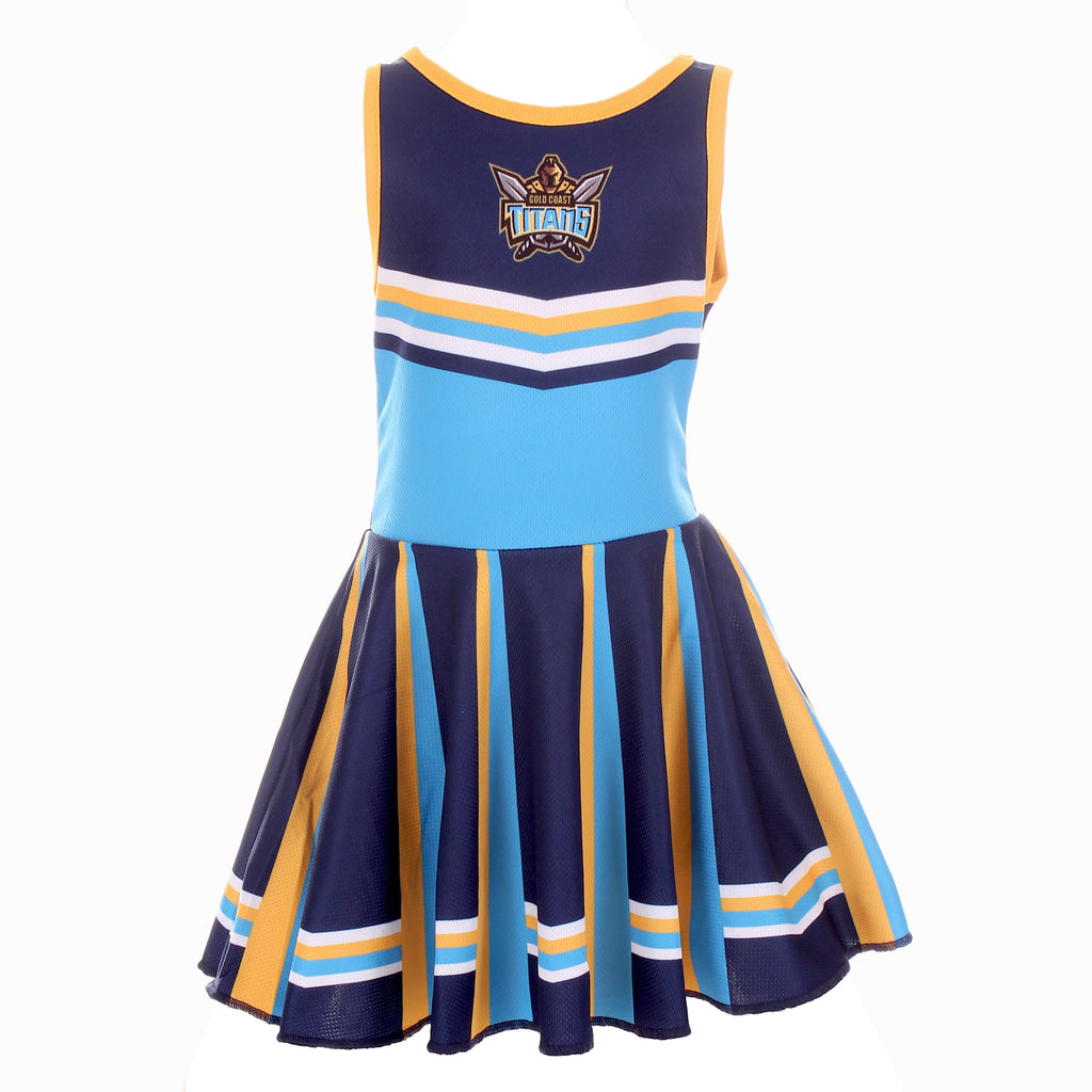 NRL Titans Girls Dress Ashtabula