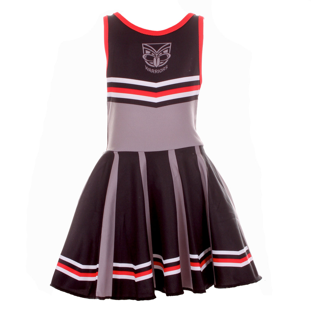 NRL Warriors Girls Dress Ashtabula