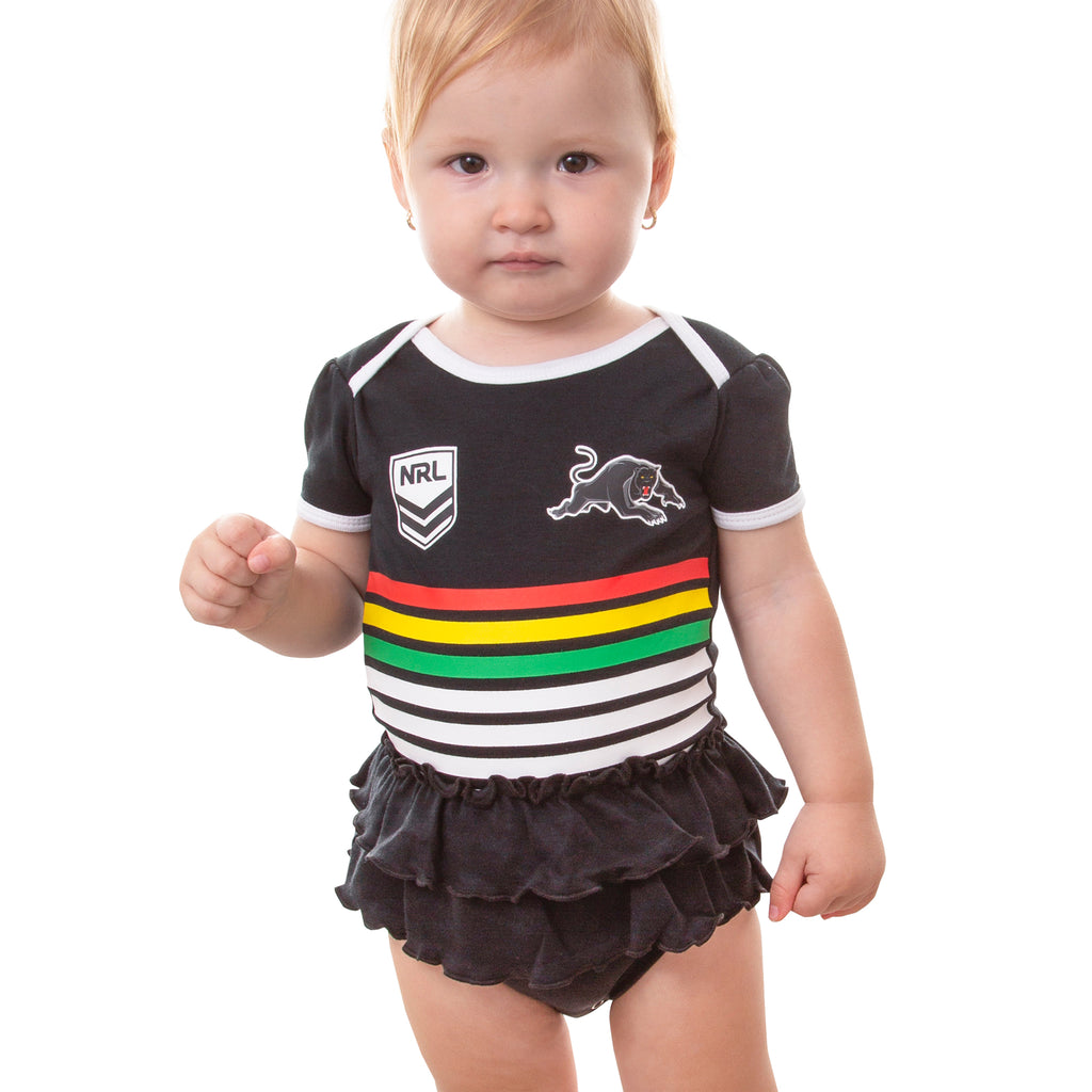 NRL Panthers Girls Footysuit