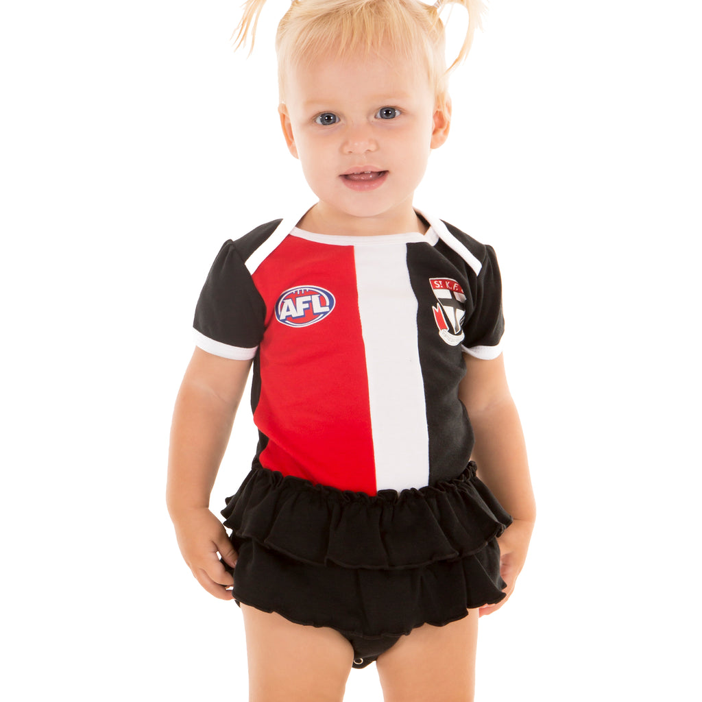 AFL Saint Kilda Girls Footysuit AshTabula