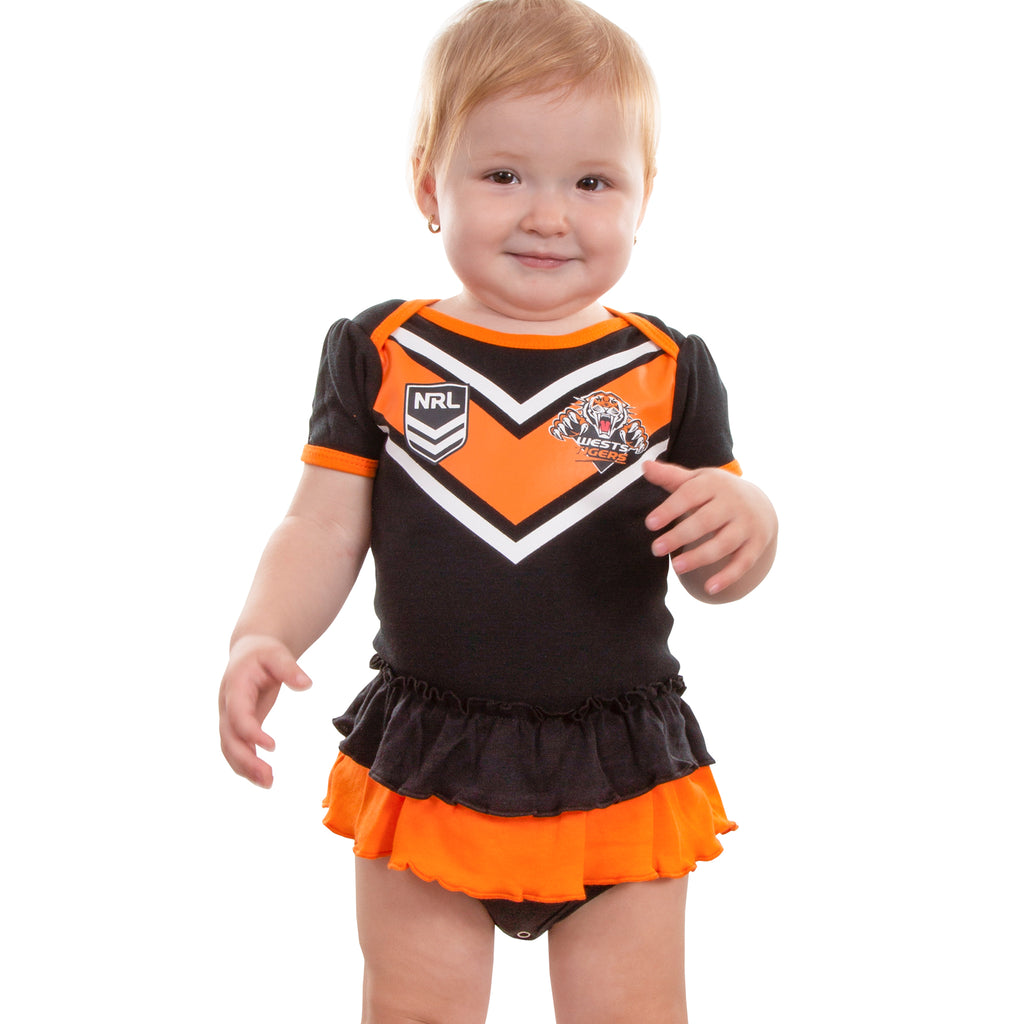 NRL Wests Tigers Girls Footysuit
