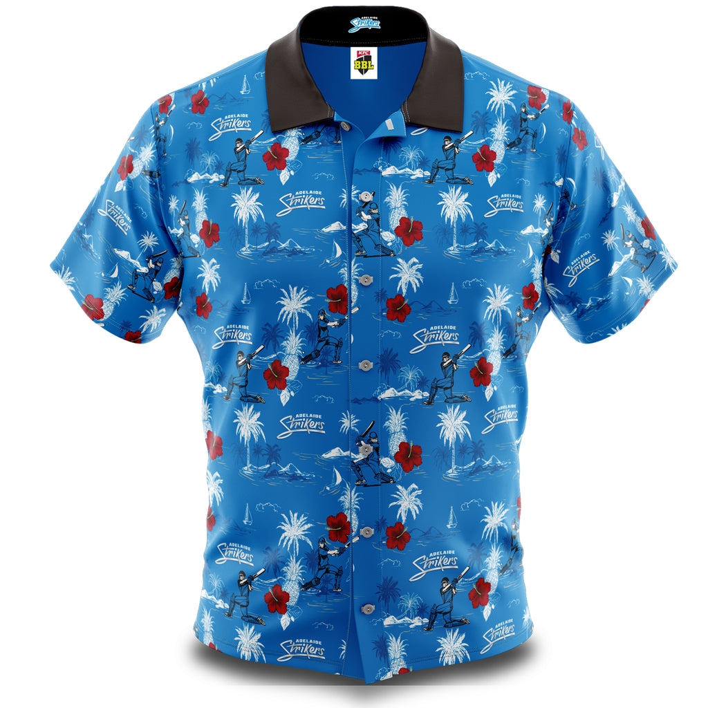 BBL Adelaide Strikers Hawaiian Shirt